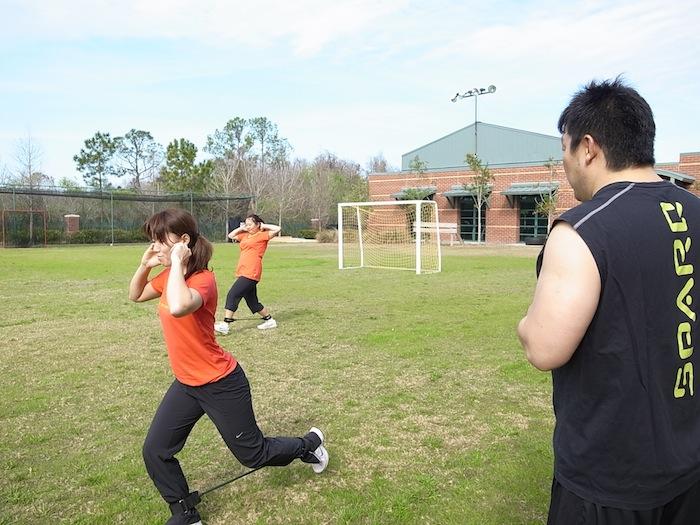 2012タンパトレーニング