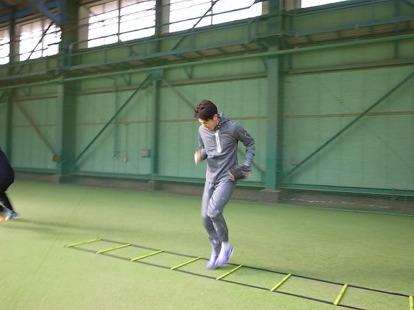 2014SPARQ Quickness/Agility 諸藤プロ