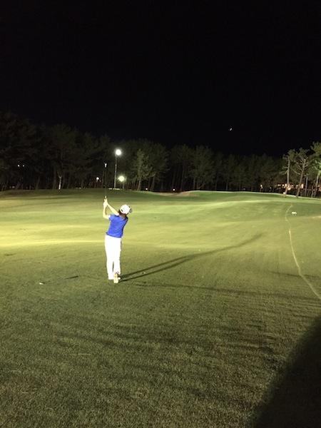 星空ゴルフ