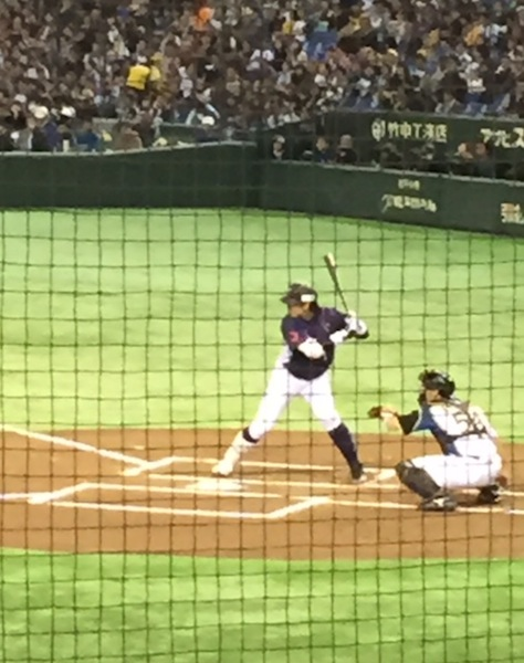 @東京ドーム 北海道日本ハム戦